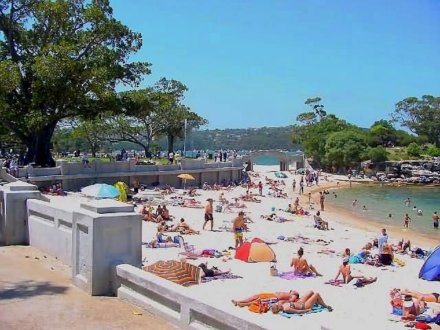 Sydney the beaches contd